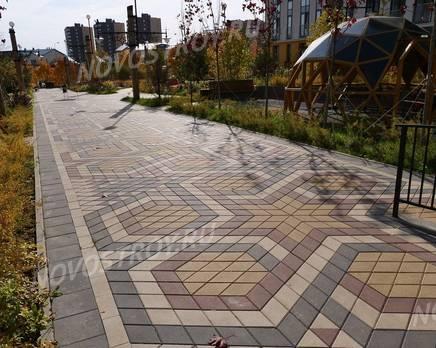 ЖК «Новая Звезда» (Газопровод): ход строительства, Октябрь 2019