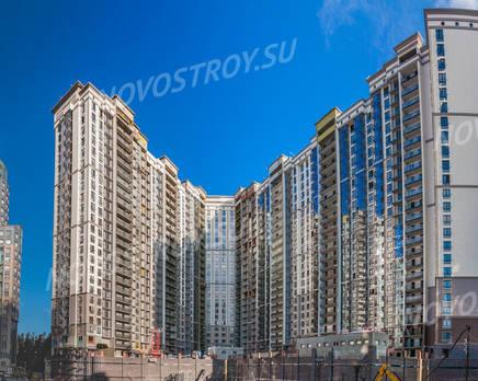 ЖК «Leningrad»: ход строительства, Октябрь 2019