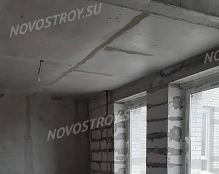 ЖК «Огни Колпино»: ход строительства, Октябрь 2019