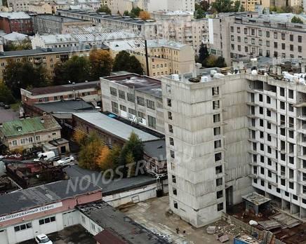 ЖК «Дом у Каретного»: ход строительства, Октябрь 2019