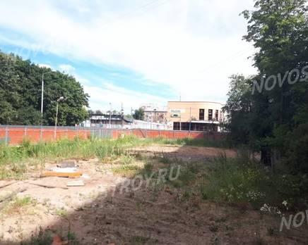 МФК Din Haus: ход строительства, Октябрь 2019