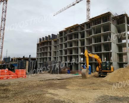 Квартал «Новые Котельники»: ход строительства, Ноябрь 2019