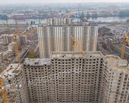 ЖК «Ренессанс»: ход строительства 3 очереди, Ноябрь 2019