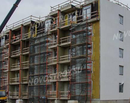 МЖК «Inkeri»: ход строительства 3 этапа, Ноябрь 2019