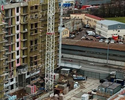 ЖК «Дом у Каретного»: ход строительства, Ноябрь 2019