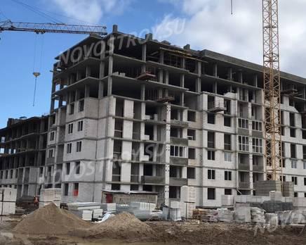 ЖК «Лидино»: ход строительства, Ноябрь 2019
