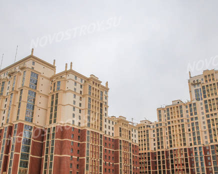 ЖК «Ренессанс»: ход строительства 2 очереди из группы застройщика, Декабрь 2019
