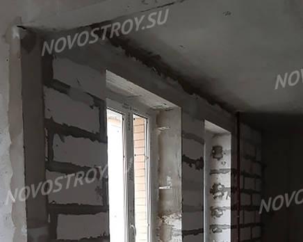 ЖК «Огни Колпино»: ход строительства, Декабрь 2019