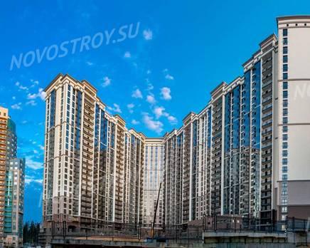 ЖК «Leningrad»: ход строительства, Декабрь 2019