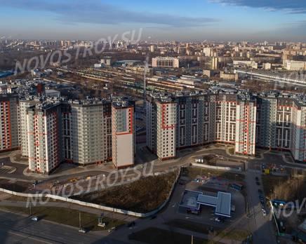 ЖК «Дом на Блюхера»: ход строительства, Январь 2020
