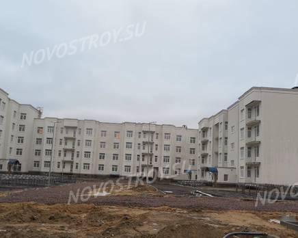 МЖК «Новое Сертолово»: ход строительства 2 очереди, Январь 2020