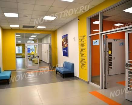 ЖК «Новая Звезда» (Газопровод): ход строительства школы, Январь 2020
