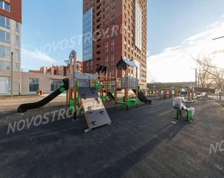 ЖК «SREDA»: ход строительства 2 очереди, Январь 2020