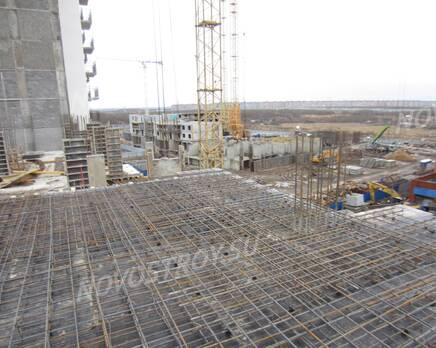 ЖК «Добрыня-2»: ход строительства, Январь 2020