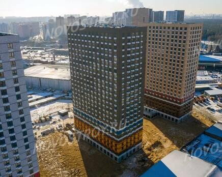 ЖК «Жулебино парк»: ход строительства корпуса №2, Февраль 2020