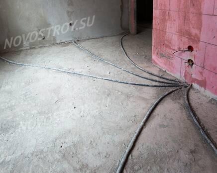 ЖК «4YOU»: ход строительства 4 очереди из группы застройщика, Март 2020
