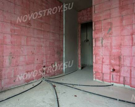ЖК «4YOU»: ход строительства 3 очереди, Апрель 2020
