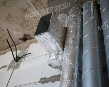 ЖК «4YOU»: ход строительства 4 очереди, Апрель 2020