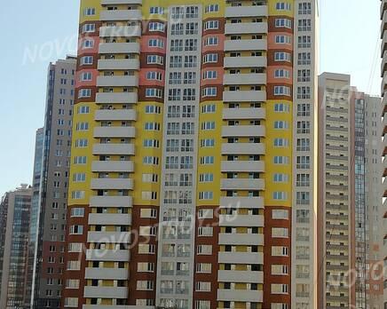 ЖК «На Королёва»: ход строительства, Апрель 2020