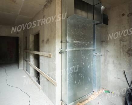 ЖК «4YOU»: ход строительства, Май 2020
