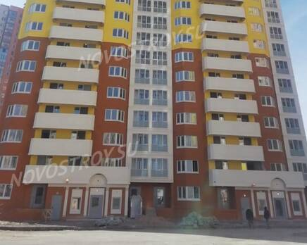 ЖК «На Королёва»: ход строительства, Май 2020