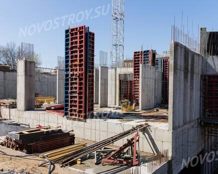 ЖК «Grand House»: ход строительства, Май 2020