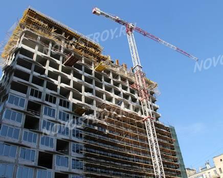 ЖК «Vitality»: ход строительства, Май 2020