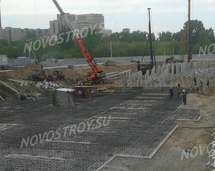 ЖК «Акация на Ватутина»: ход строительства, Май 2020
