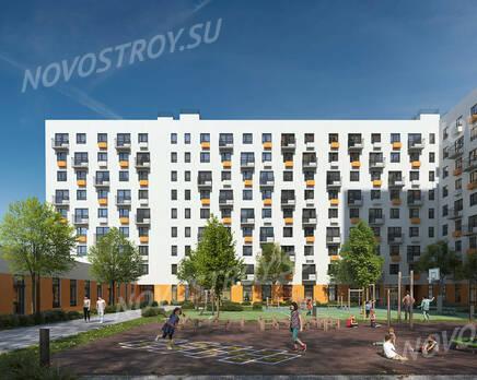 ЖК «Парковый квартал»: визуализация, Июнь 2020