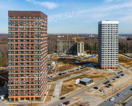 ЖК «Московский квартал»: ход строительства, Июнь 2020