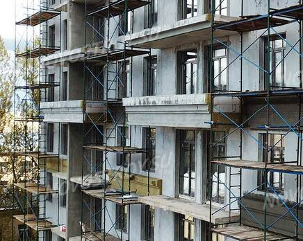 ЖК «Дом у Каретного»: ход строительства, Июнь 2020