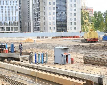 ЖК «Alter»: ход строительства, Июнь 2020