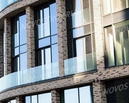 ЖК «ЗИЛАРТ»: ход строительства дома №1, Июнь 2020