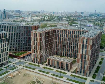 ЖК «ЗИЛАРТ»: ход строительства дома №3, Июнь 2020