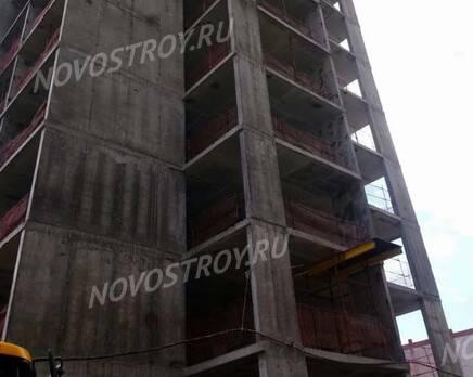 Квартал «Новые Котельники»: ход строительства, Июнь 2020