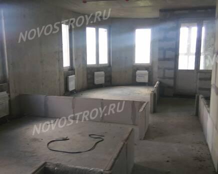 МФК «Nord»: ход строительства, Июнь 2020
