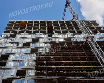ЖК «Vitality»: ход строительства, Июнь 2020