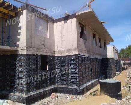 ЖК «Гамма»: ход строительства, Июнь 2020