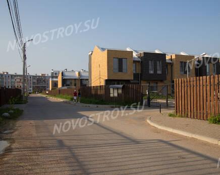 ЖК «Новые кварталы Петергофа», Июнь 2020