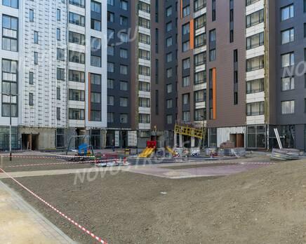 ЖК «Life-Лесная»: ход строительства, Июль 2020