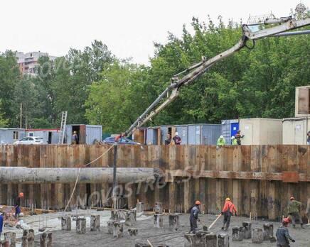 ЖК «Alter»: ход строительства, Июль 2020