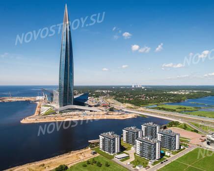 МФК «Лахта Плаза», Июль 2020