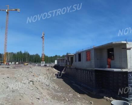 ЖК «Гамма»: ход строительства, Июль 2020