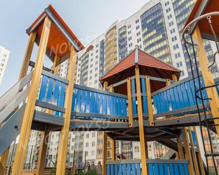 ЖК «Краски лета»: ход строительства дома №15, Июль 2020