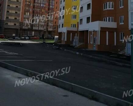ЖК «На Королёва»: ход строительства, Июль 2020