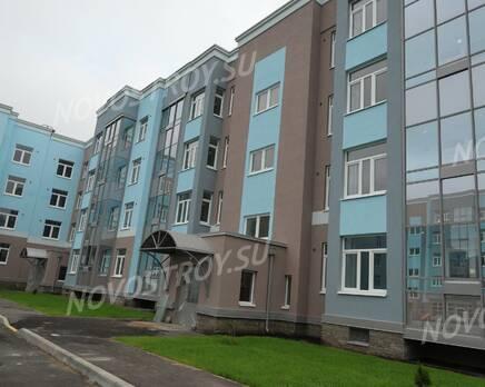 МЖК «Новое Сертолово»: ход строительства 2 очереди, Август 2020