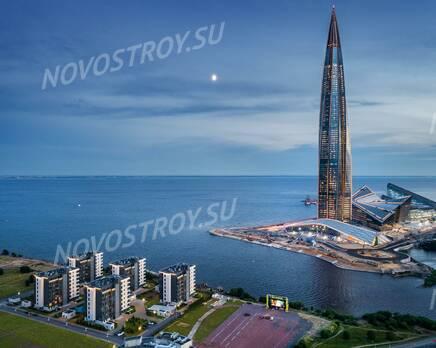 МФК «Лахта Плаза», Август 2020