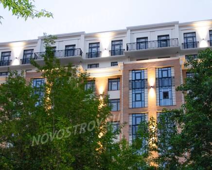 ЖК «Nobelius»: ход строительства, Август 2020
