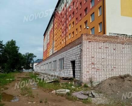 ЖК «Волхов»: ход строительства, Август 2020