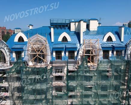 ЖК «Дом на Костромском, 45»: ход строительства, Сентябрь 2020